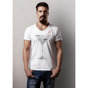 T-Shirt Cocktail - ApeTime - Uomo